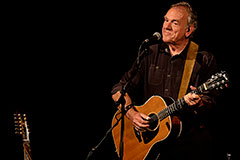 Ralph McTell - appearing at the Blue Mountains Music Festival of Folk, Roots and Blues, 2018 - in Katoomba!